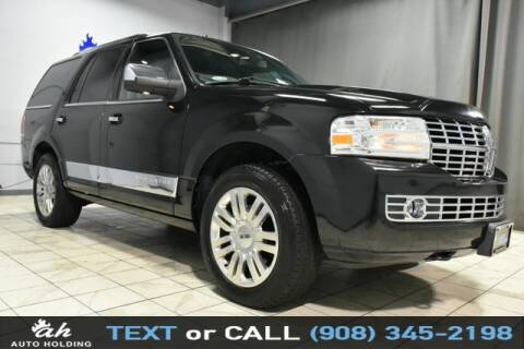 2014 Lincoln Navigator for sale at AUTO HOLDING in Hillside NJ