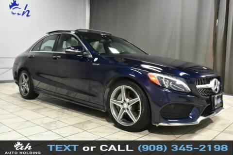 2015 Mercedes-Benz C-Class for sale at AUTO HOLDING in Hillside NJ