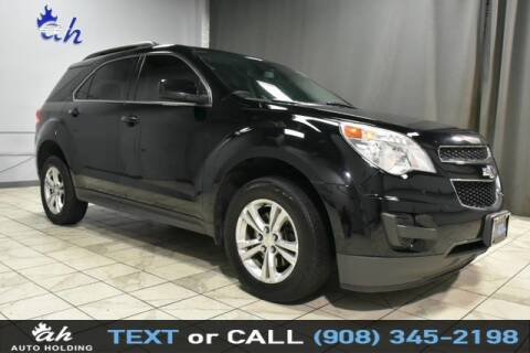 2015 Chevrolet Equinox for sale at AUTO HOLDING in Hillside NJ