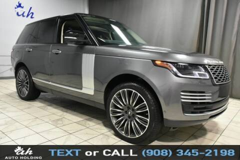 2019 Land Rover Range Rover for sale at AUTO HOLDING in Hillside NJ
