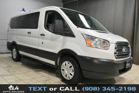 2019 Ford Transit Passenger for sale at AUTO HOLDING in Hillside NJ