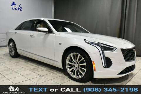 2019 Cadillac CT6 for sale at AUTO HOLDING in Hillside NJ
