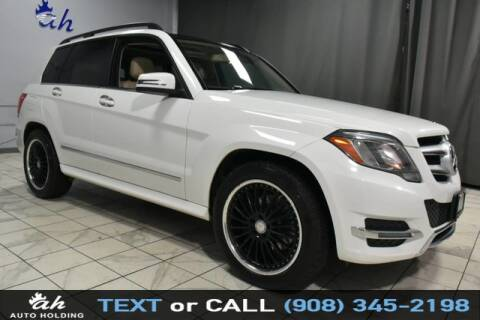 2015 Mercedes-Benz GLK for sale at AUTO HOLDING in Hillside NJ