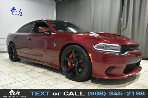 2017 Dodge Charger for sale at AUTO HOLDING in Hillside NJ
