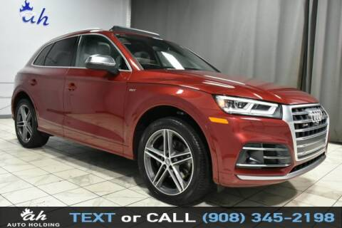 2018 Audi SQ5 for sale at AUTO HOLDING in Hillside NJ