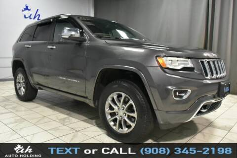 2014 Jeep Grand Cherokee for sale at AUTO HOLDING in Hillside NJ