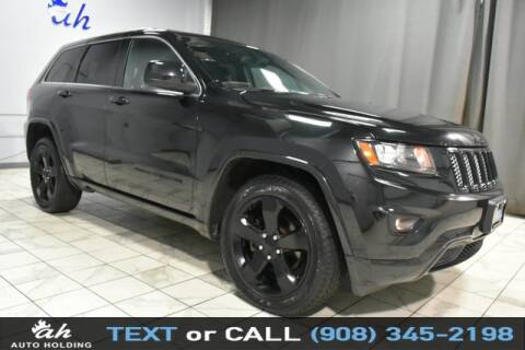 2015 Jeep Grand Cherokee for sale at AUTO HOLDING in Hillside NJ