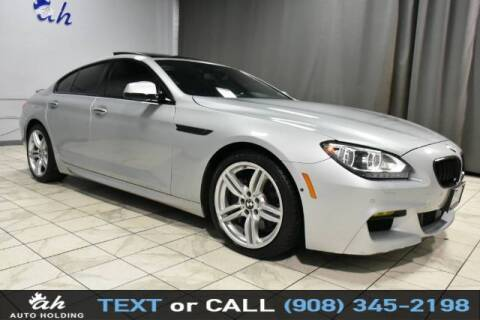 2015 BMW 6 Series for sale at AUTO HOLDING in Hillside NJ