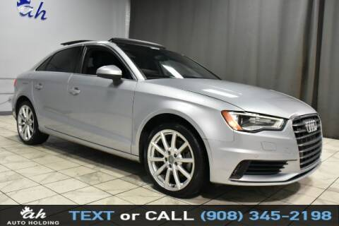 2015 Audi A3 for sale at AUTO HOLDING in Hillside NJ