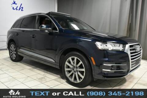 2018 Audi Q7 for sale at AUTO HOLDING in Hillside NJ