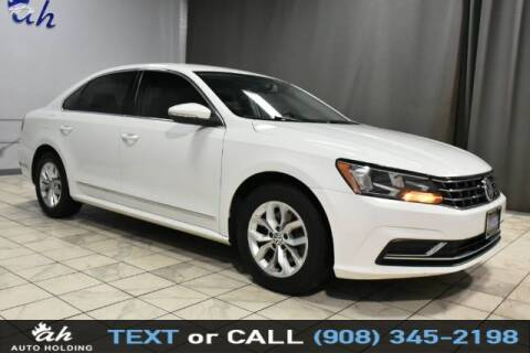 2016 Volkswagen Passat for sale at AUTO HOLDING in Hillside NJ