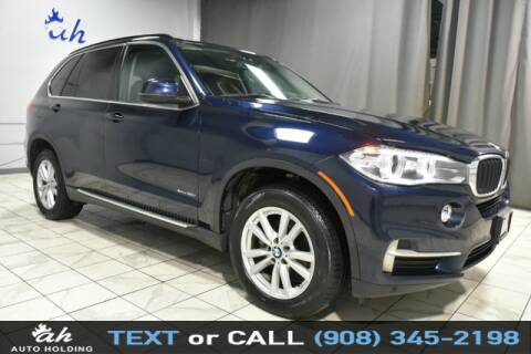 2014 BMW X5 for sale at AUTO HOLDING in Hillside NJ