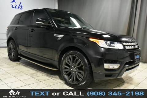 2014 Land Rover Range Rover Sport for sale at AUTO HOLDING in Hillside NJ