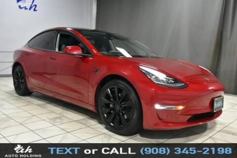 2019 Tesla Model 3 for sale at AUTO HOLDING in Hillside NJ