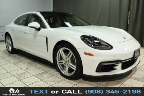 2019 Porsche Panamera for sale at AUTO HOLDING in Hillside NJ