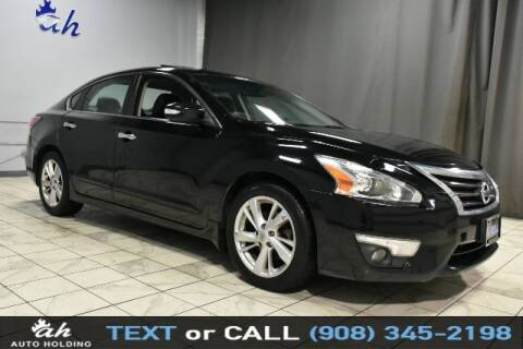 2015 Nissan Altima for sale at AUTO HOLDING in Hillside NJ