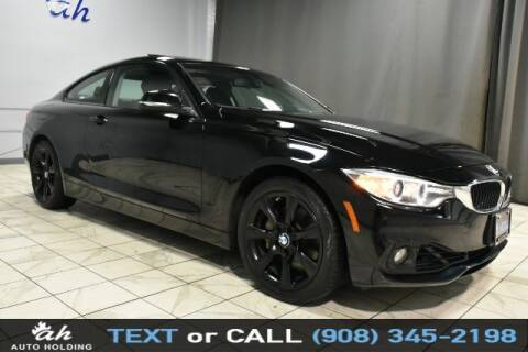 2014 BMW 4 Series for sale at AUTO HOLDING in Hillside NJ