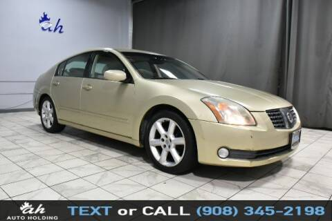 2004 Nissan Maxima for sale at AUTO HOLDING in Hillside NJ