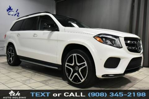 2018 Mercedes-Benz GLS for sale at AUTO HOLDING in Hillside NJ