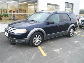 2008 Ford Taurus X for sale in Holton, KS