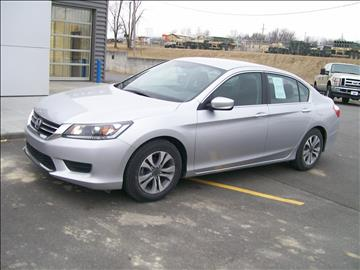 2015 Honda Accord for sale in Holton, KS