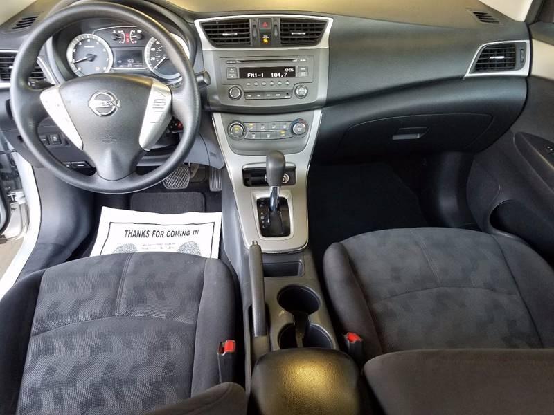 2013 Nissan Sentra SV 4dr Sedan - Modesto CA
