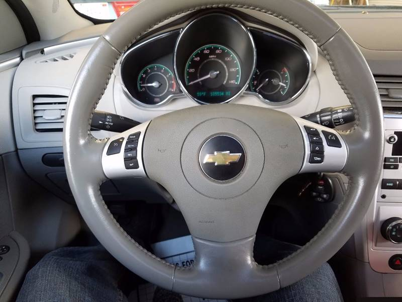 2011 Chevrolet Malibu LT 4dr Sedan w/2LT - Modesto CA