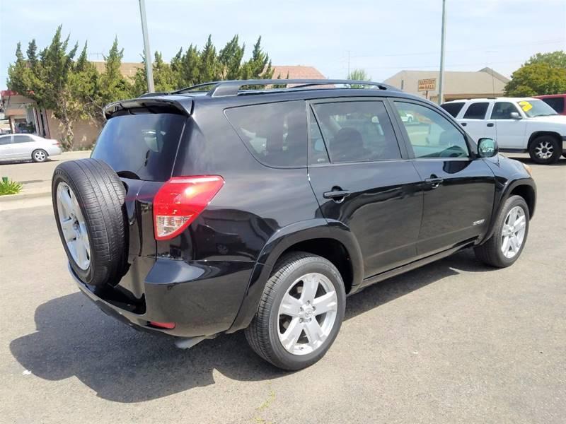 2008 Toyota RAV4 Sport 4dr SUV - Modesto CA