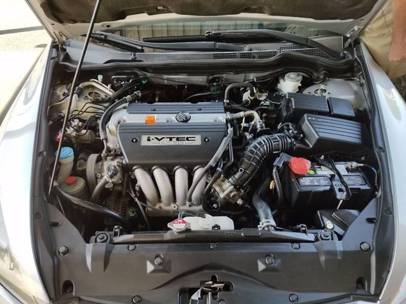 2007 Honda Accord Special Edition 4dr Sedan (2.4L I4 5A) - Modesto CA