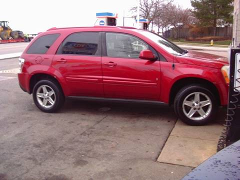 2006 Chevrolet Equinox for sale at Quincy Shore Automotive in Quincy MA