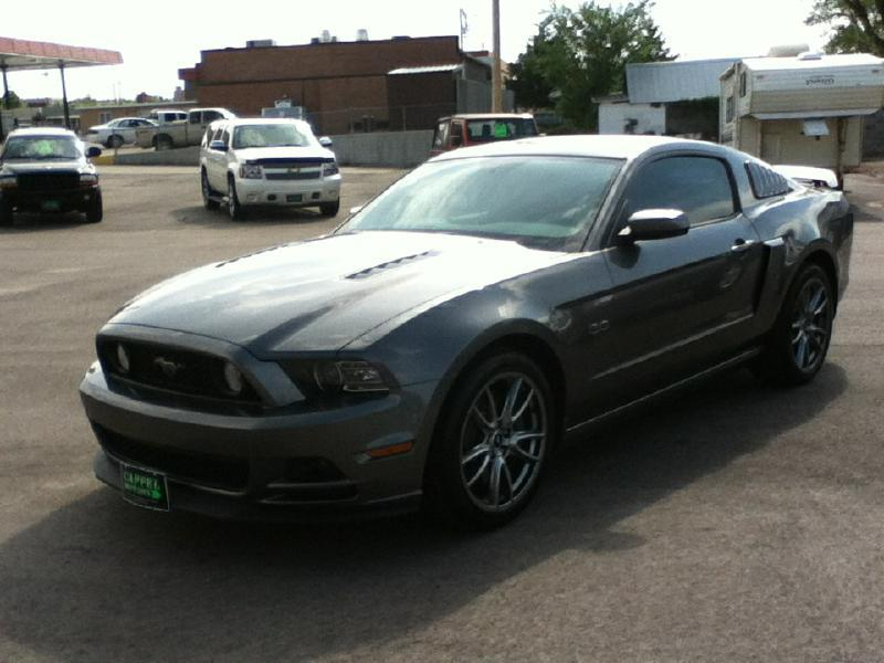 2014 Ford Mustang GT 2dr Coupe - Mc Cook NE