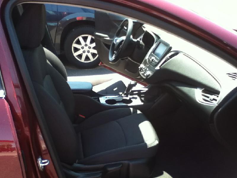 2016 Chevrolet Malibu LS 4dr Sedan - Mc Cook NE