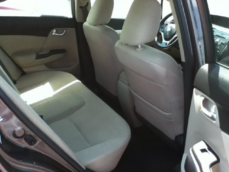 2013 Honda Civic EX 4dr Sedan - Mc Cook NE