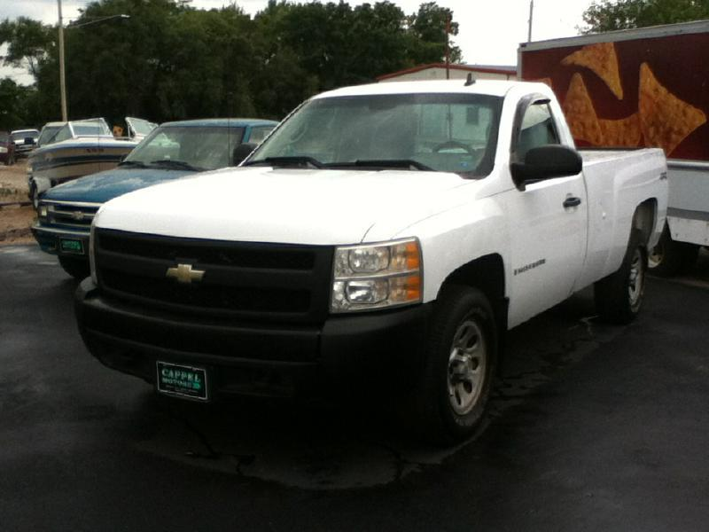 2008 Chevrolet Silverado 1500 work truck - Mc Cook NE
