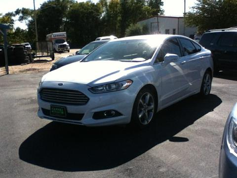 2013 Ford Fusion for sale in Mc Cook, NE