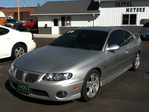 2004 Pontiac GTO for sale in Mc Cook, NE