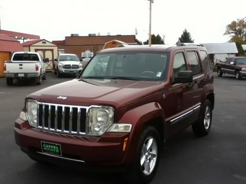 2008 Jeep Liberty for sale in Mc Cook, NE