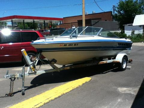 1987 Sea Ray MOTORBOAT