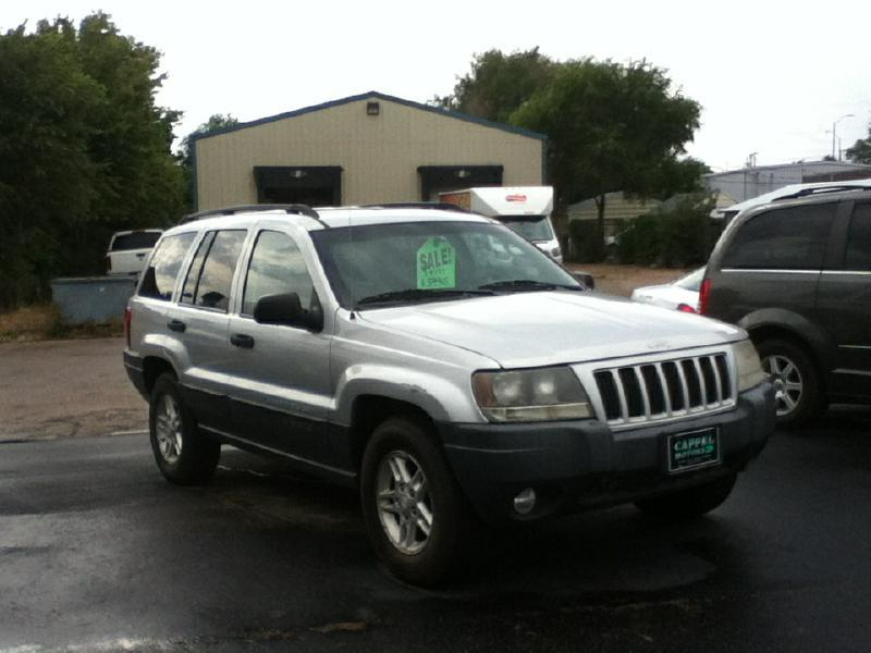 2004 Jeep Grand Cherokee 4dr Laredo 4WD SUV - Mc Cook NE