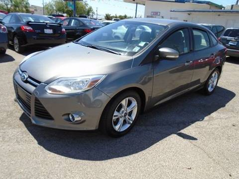 2014 Ford Focus for sale at Alien Auto Sales in Henderson NV