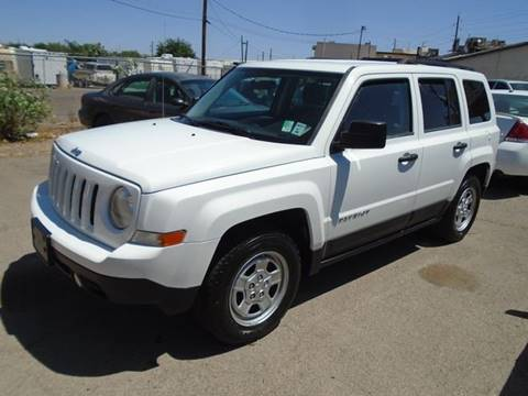 2011 Jeep Patriot for sale at Alien Auto Sales in Henderson NV