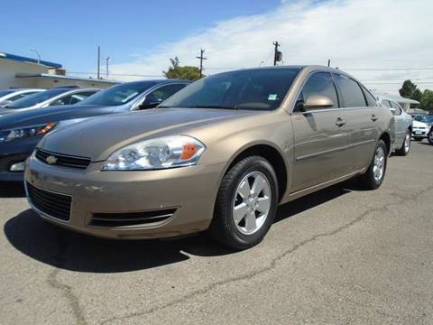 2007 Chevrolet Impala for sale at Alien Auto Sales in Henderson NV