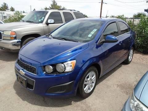 2014 Chevrolet Sonic for sale in Henderson, NV