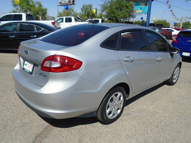 2012 Ford Fiesta for sale at Alien Auto Sales in Henderson NV