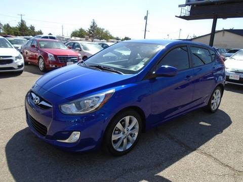 2012 Hyundai Accent for sale in Henderson, NV