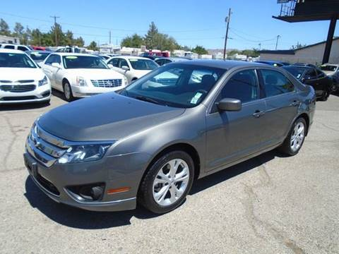 2012 Ford Fusion for sale in Henderson, NV