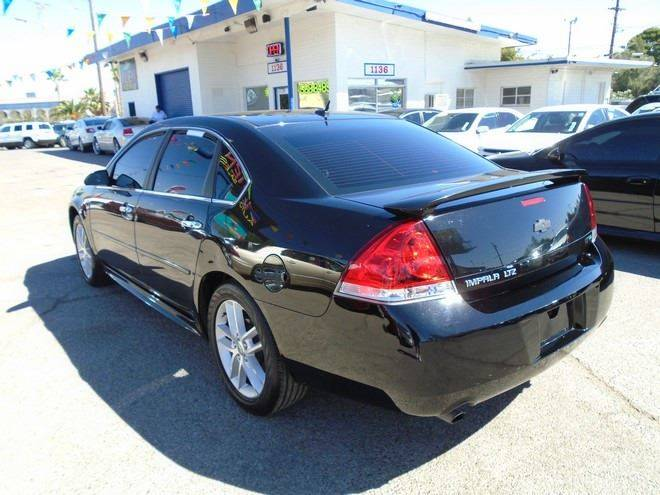 2013 Chevrolet Impala for sale at Alien Auto Sales in Henderson NV