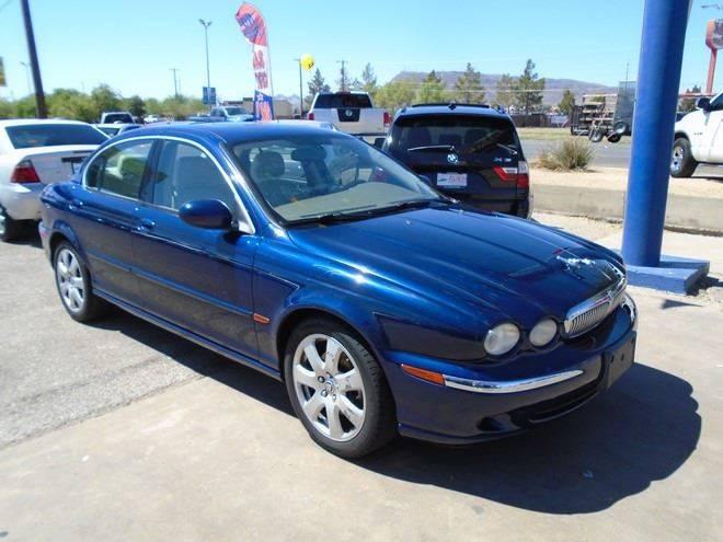 2005 Jaguar X-Type for sale at Alien Auto Sales in Henderson NV