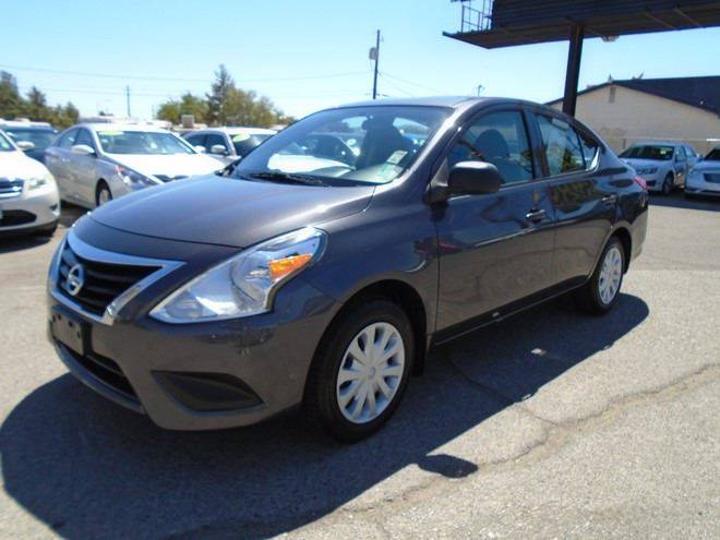 2015 Nissan Versa for sale at Alien Auto Sales in Henderson NV
