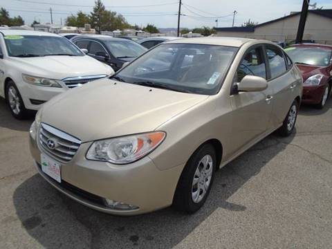 2010 Hyundai Elantra for sale in Henderson, NV